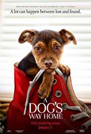 A Dog's Way Home (2019) (WEB-DL Rip)