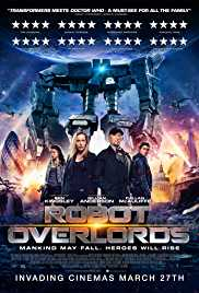 Robot Overlords (2014) (BluRay)