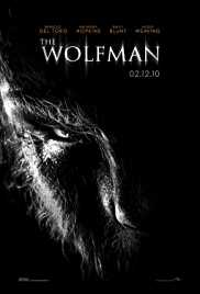 The Wolfman (2010) (BluRay)