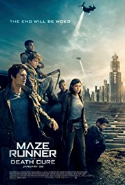 Maze Runner The Death Cure (2018) (BluRay)