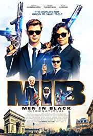 Men in Black International (2019) (BluRay)
