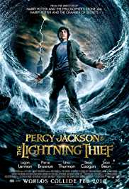 Percy Jackson & the Olympians: The Lightning Thief (2010) (BluRay)