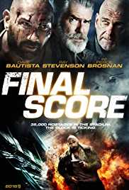Final Score (2018) (BluRay) - New Hollywood Dubbed Movies