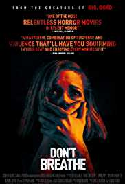 Don't Breathe (2016) (BluRay)
