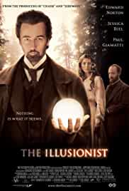 The Illusionist (2006) (BluRay)