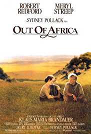 Out of Africa (1985) (BluRay)