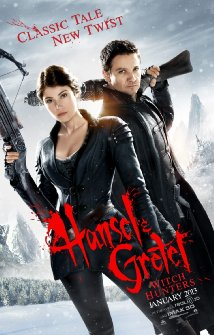 Hansel and Gretel Witch Hunters (2013) (BRRip)