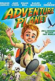 Adventure Planet (2012) (BluRay)