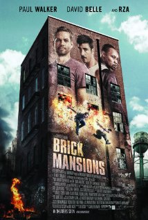 Brick Mansions (2014) (BluRay)