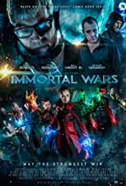 The Immortal Wars (2018) (BluRay)