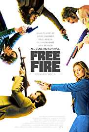 Free Fire (2016) (BluRay) - Hollywood Movies Hindi Dubbed