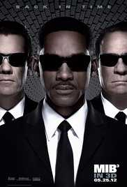 Men in Black 3 (2012) (BluRay)