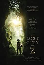 The Lost City Of Z (2016) (BluRay)
