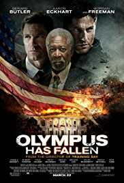 Olympus Has Fallen (2013) (BluRay)