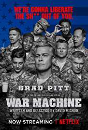 War Machine (2017) (BluRay)