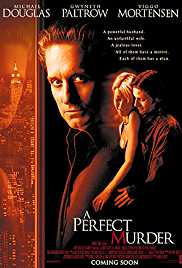 A Perfect Murder (1998) (BluRay)