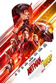 Ant-Man and the Wasp (2018) (BluRay) - New Hollywood Dubbed Movies