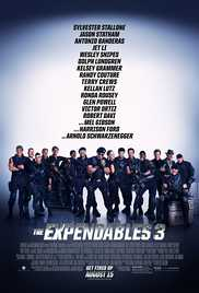 The Expendables 3 (2014) (BRRip)