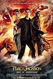 Percy Jackson Sea of Monsters (2013) (BluRay)