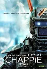 Chappie (2015) (BluRay)