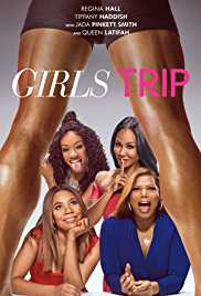 Girls Trip (2017) (BluRay) - Hollywood Movies Hindi Dubbed