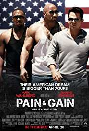 Pain & Gain (2013) (BluRay)