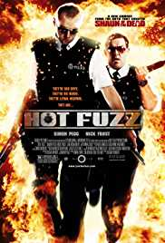 Hot Fuzz (2007) (BluRay)