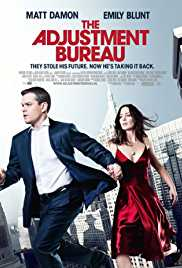 The Adjustment Bureau (2011) (BluRay)