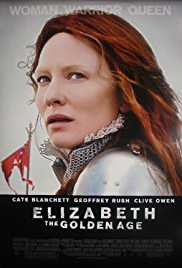 Elizabeth The Golden Age (2007) (BluRay)