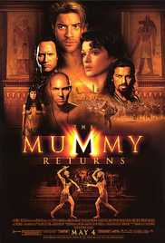 The Mummy Returns (2001) (BluRay) - The Mummy All Series