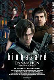 Resident Evil Damnation (2012) (BluRay) - Cartoon Dubbed Movies
