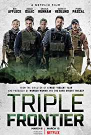 Triple Frontier (2019) (WEB-DL Rip) - New Hollywood Dubbed Movies