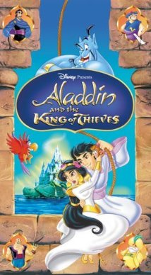 Aladdin and the King of Thieves (1996) (DVD Rip)