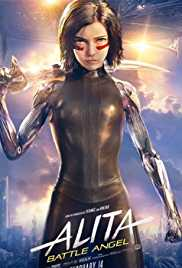 Alita Battle Angel (2019) (BluRay)