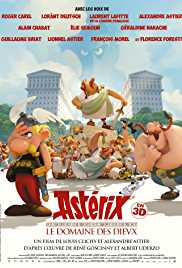 Asterix and Obelix Mansion of the Gods (2014) (BluRay)