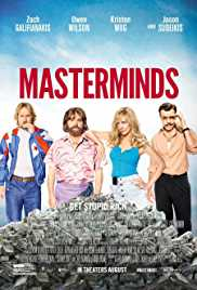 Masterminds (2016) (BluRay)