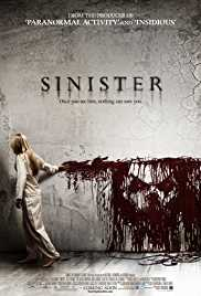 Sinister (2012) (BluRay) - Sinister All Series