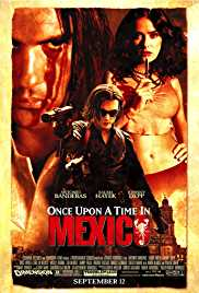 Once Upon a Time in Mexico (2003) (BluRay)