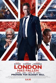 London Has Fallen (2016) (BluRay)