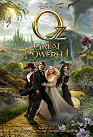 Oz the Great and Powerful (2013) (BluRay)