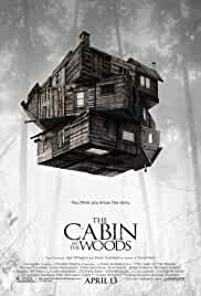 The Cabin In The Woods (2012) (BluRay)