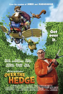 Over The Hedge (2006) (BluRay)