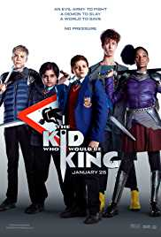 The Kid Who Would Be King (2019) (BluRay)