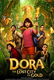 Dora and the Lost City of Gold (2019) (BluRay) - New Hollywood Dubbed Movies