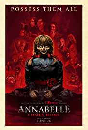 Annabelle Comes Home (2019) (HDCam Rip)