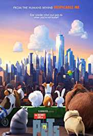 The Secret Life of Pets (2016) (BluRay)