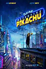Pokemon Detective Pikachu (2019) (HD Rip) - New Hollywood Dubbed Movies